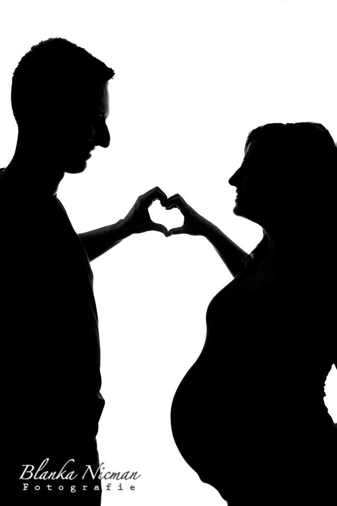 Sesja ciążowa razem Blanka Nicman
