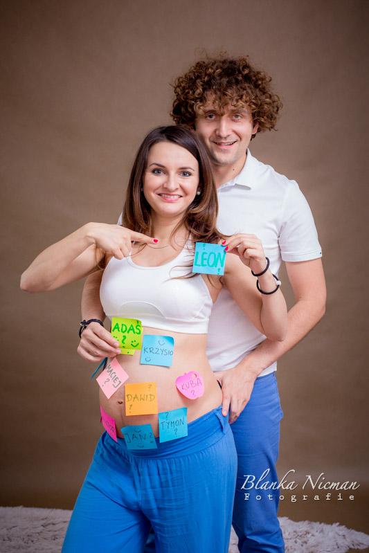Fotografia ciążowa inaczej | Blanka Nicman