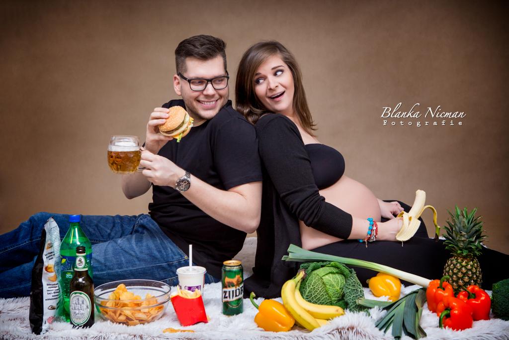 Sesja ciążowa inspiracje | Blanka Nicman