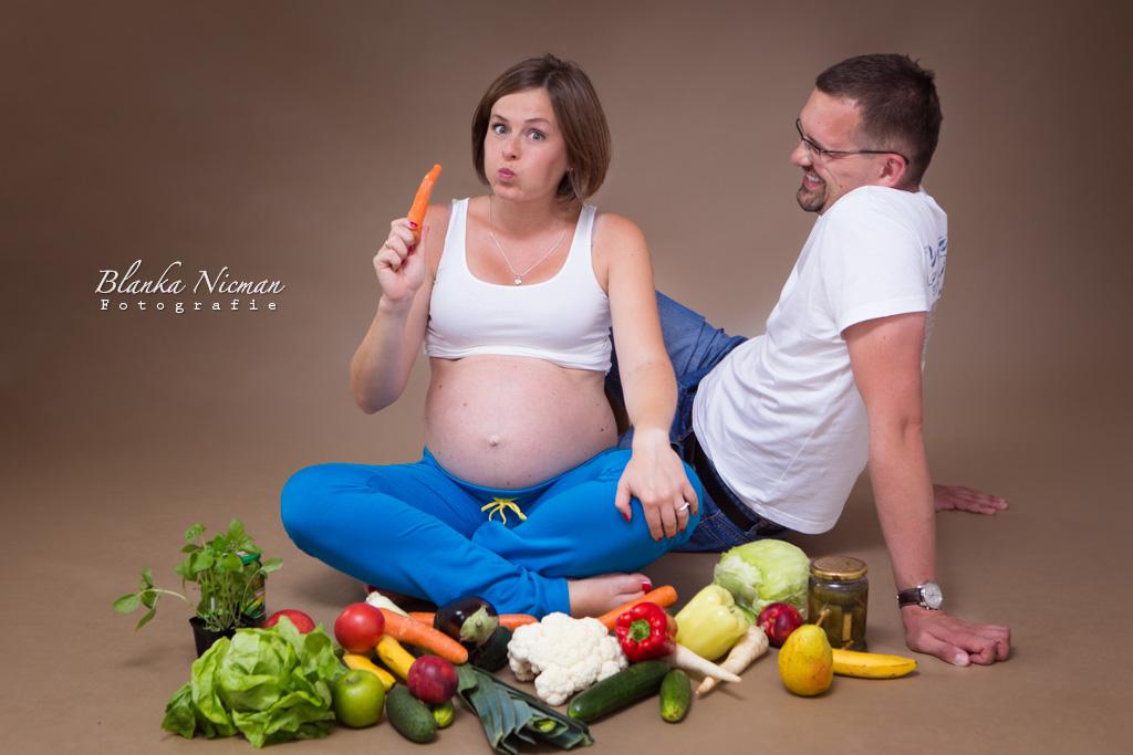 sesja ciążowa Blanka Nicman