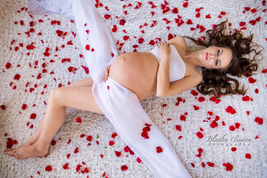 Sesja ciążowa inaczej